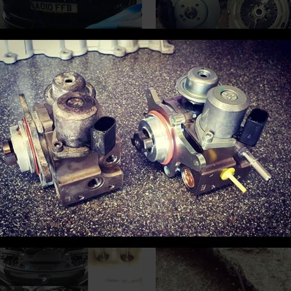 High Pressure Fuel Pump - Mini Cooper   Crown Performance